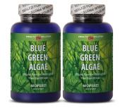 Spirulina blue green algae - BLUE GREEN ALGAE - support brain function