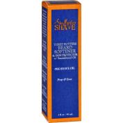 SheaMoisture Pre-Shave Oil - Beard Softener and Skin Protector - Three Butters - Men - 60ml - Gluten Free -