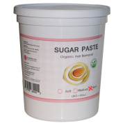 Sugaring Paste 1.3kg 1330ml - For Bikini line, Brazilian, Underarms and Thick Hair - Hard Organic Hair Removal Sugar Paste
