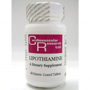 Lipothiamine 60 tabs by Ecological Formulas