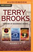 Terry Brooks - Genesis of Shannara Series [Audio]