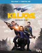 Killjoys Season 1 Blu-ray  [Region B] [Blu-ray]