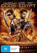 Gods of Egypt DVD  [Region 4]