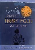 Harry Moon Origin Wand Paper Scissors