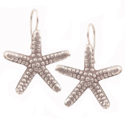 Pretty STARFISH Earring Silver By Karen Hilltribe