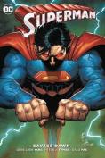 Superman Savage Dawn HC