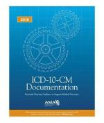 ICD-10-CM Documentation