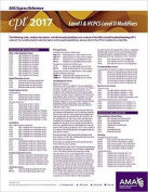 CPT 2017 Express Reference Coding Card: Level 1: HCPCS