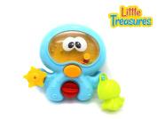 BABY DEEP SEA DRIVER - bath toy set . plus babies