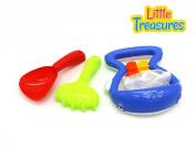 WHALE SCOOP NET Bathtub bath toy set . plus babies