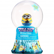 Minions Bob Bubble Bath Glitter Globe