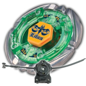Beyblade Flame Libra T125ES Metal Fusion 4D BB-48 With LL2 Launcher and Rip Cord Shipped and Sold From US