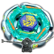 Beyblade Ray Unicorno (Striker) D125CS Metal Masters LL2 Launcher and Rip Cord Shipped and Sold From US