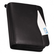 Verona Leather Starter Set, 8 1/2 x 11, Black Cover, Sold as 2 Each