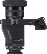 Sigma DP1 Quattro Compact Digital Camera and LCD View Finder Kit