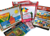 Basic Learning Skills Kindergarten Activities and Games Power Bundle
