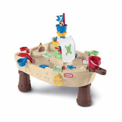 Little Tikes Anchors Away Pirate Ship Water Table Activity Centres