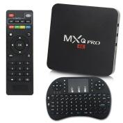 MXQ TV Box Android 5.1 Amlogic S905 A5 Mali 450 Quad Core Full HD 4K OTT MXQ PRO ITB
