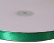 Firefly Imports Single Face Satin Ribbon, 0.6cm /100-Yard, Emerald Green