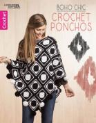 Boho Chic Crochet Ponchos