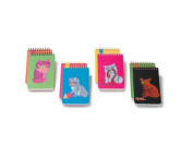 Knock Knock Plumb Notebooks Killer Cat Notepads