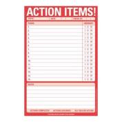 Knock Knock Action Items! Knock Knock Pad