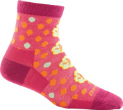 Darn Tough Flower Power Shorty Light Sock - Women's