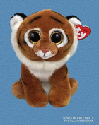 Ty Classic Beanies Tiggs the Bengal Tiger 25cm Medium Buddy Size 9""