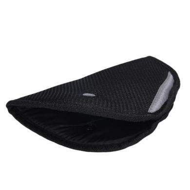 Susenstone®Car Child Safety Cover Shoulder Seat belt (black)