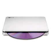 LG GP70NS50 SuperMulti Blade 8X Portable DVD Writer with M-DISC ,  Slide Load , Win & MAC OS