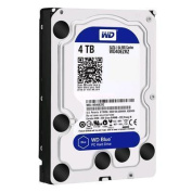 """WD 4TB Blue Edition 3.5"""" SATA3 Internal HDD 5400RPM 64M CACHE, for everyday computing,   2 Year"""