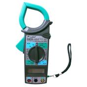 3 1/2 Hand Held Digital Clamp Meter Digital Multimeter/ Auto Range / 2 Years Warranty