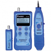 ProsKit LCD Display Multifunction Cable Tester Wire LAN Cable Tracing / 2 Years Warranty