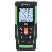 ProsKit Mini Laser Distance Meter Measurer (60M) / 2 Years Warranty