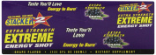 Stacker 2 Extreme Energy Shot Extra Strenght, Grape, 2 Fluid Ounce