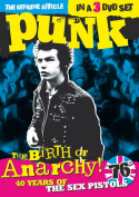 The Birth of Anarchy! - 40 Years of the Sex Pistols [Regions 1,2,3,4,5,6]