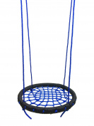 Babrit 60cm Playground Swing Tree Swing Children Swing Indoor or Outdoor Pressembled and Easy Installation