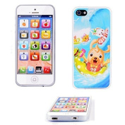 Y-phone Kids Children Baby Learning Toy Mobile Y Phone Study Educational Toys White¡­
