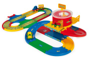 Wader Kid Cars Park and Ride with Buildings and Vehicles Playset