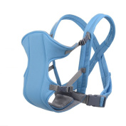 Butterme Ultralight 3-in-1 Baby Carrier, Advanced Cross-Back Support with Detachable Bum Pad & Cushy Padding for 2 Months+ Baby