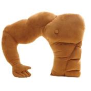 Great Wall Boyfriend / Girlfriend Pillow    Arm Support Pillow    Stuffed Plush Soft Toy Car Chair Seat Cushion
