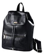 New Vintage Style Casual Women Real Genuine Leather Backpack Fashion Shoolbag Camping Bag Shoulder Bag