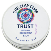 Trust Natural Deodorant Balm - Water Lily - 60g