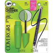 COVERGIRL Clump Crusher by Lashblast Mascara and Perfect Point Plus Eyeliner by COVERGIRL