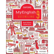Oxford MyEnglish 9 for QLD Curriculum Student Book + obook assess + Upskill