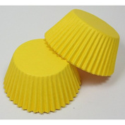 25 x Yellow Cupcake Muffin Cases