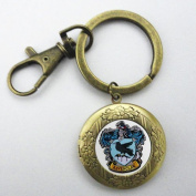 Harry Potter Ravenclaw Crest Keychain Locket , Mimi Keychain, Key Everyday Gift Key Chain, Unique Key Ring Customised Gift