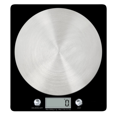 Foneso Digital Kitchen Scale,Electronic Platform Kitchen Scale with LCD Display