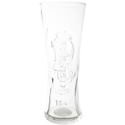 2 Carlsberg 1 Pint Glasses