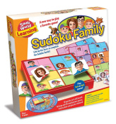 Small World Toys Learning - Sudoku Family Puzzle Game